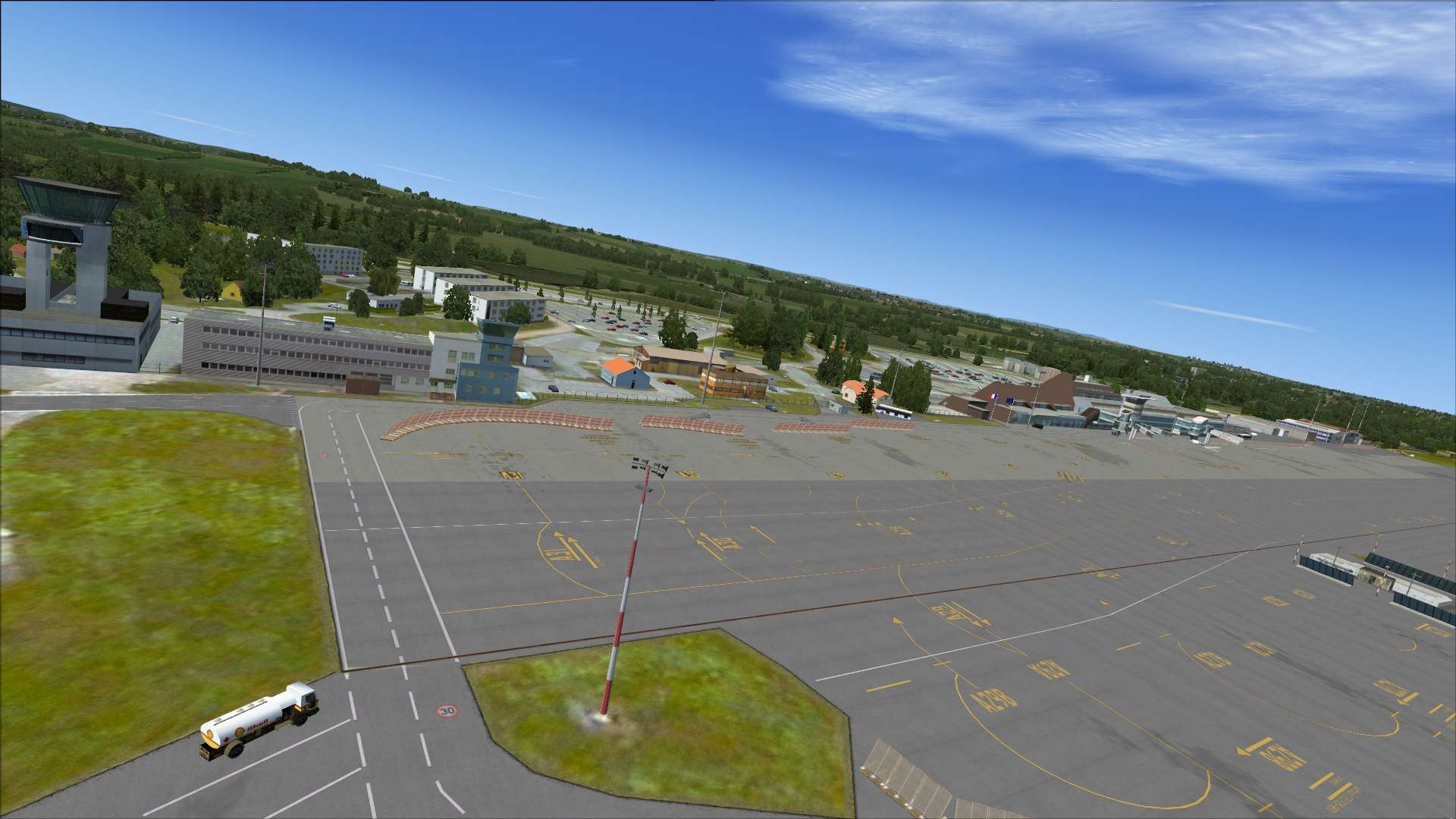 how to change fsx textures from bmp to dds